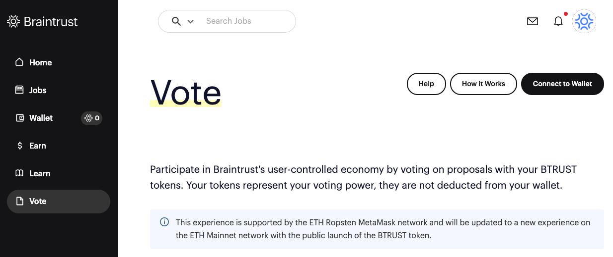Braintrust growth report july 22 2021 voting portal