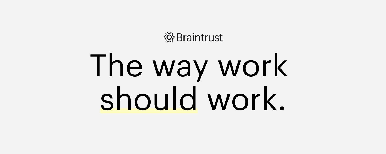 Braintrust 2021 Update Blog Banner