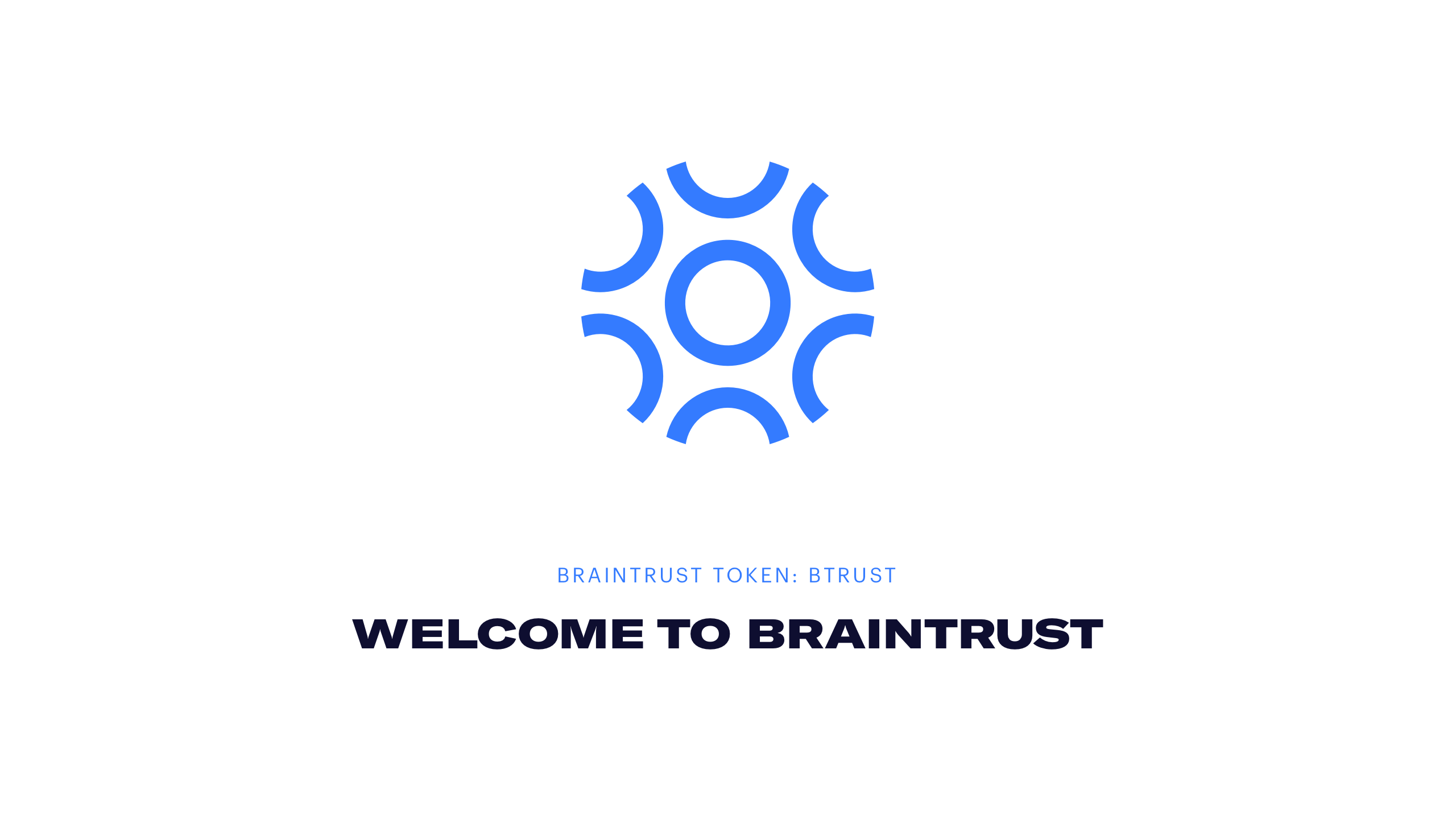 BTRUST - Welcome to Braintrust