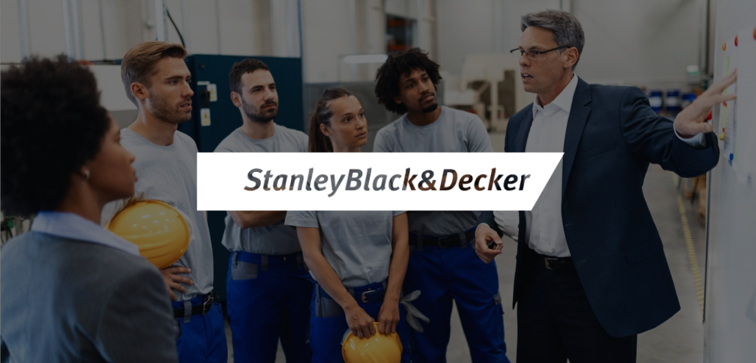Stanley Black & Decker postcard (2)