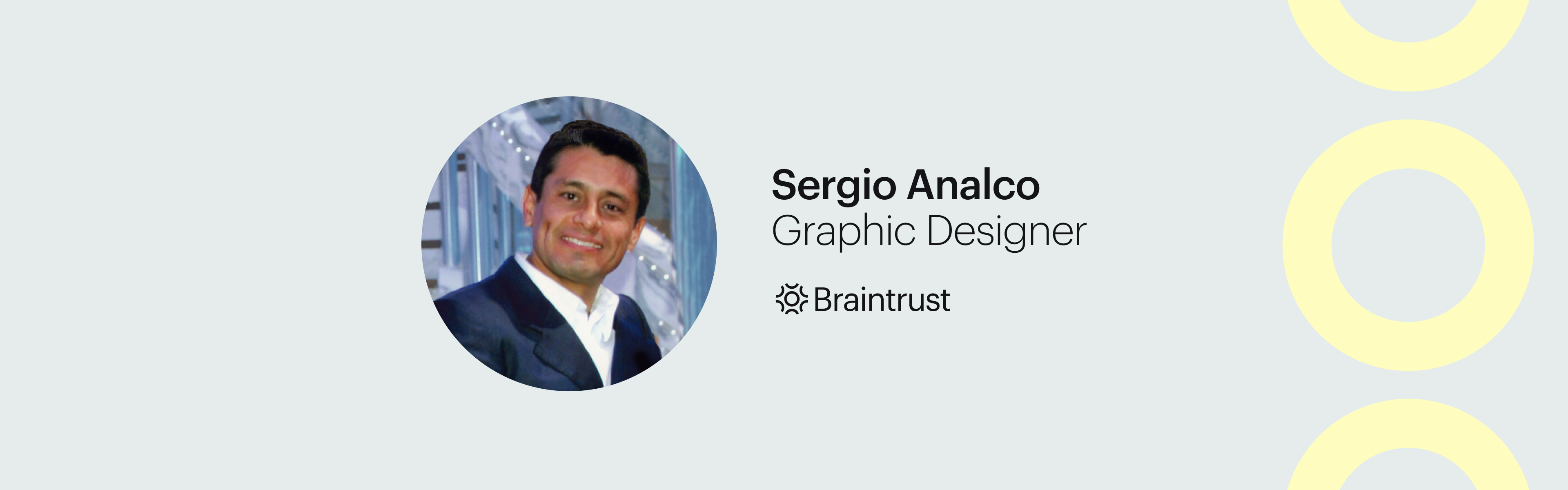 Talent Spotlight_ How Sergio Analco Helped a Feature Film Win 29 International Awards. Braintrust Blog Banner