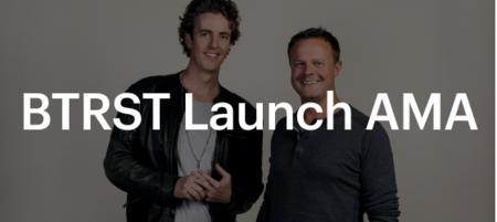 big-BTRST Launch AMA